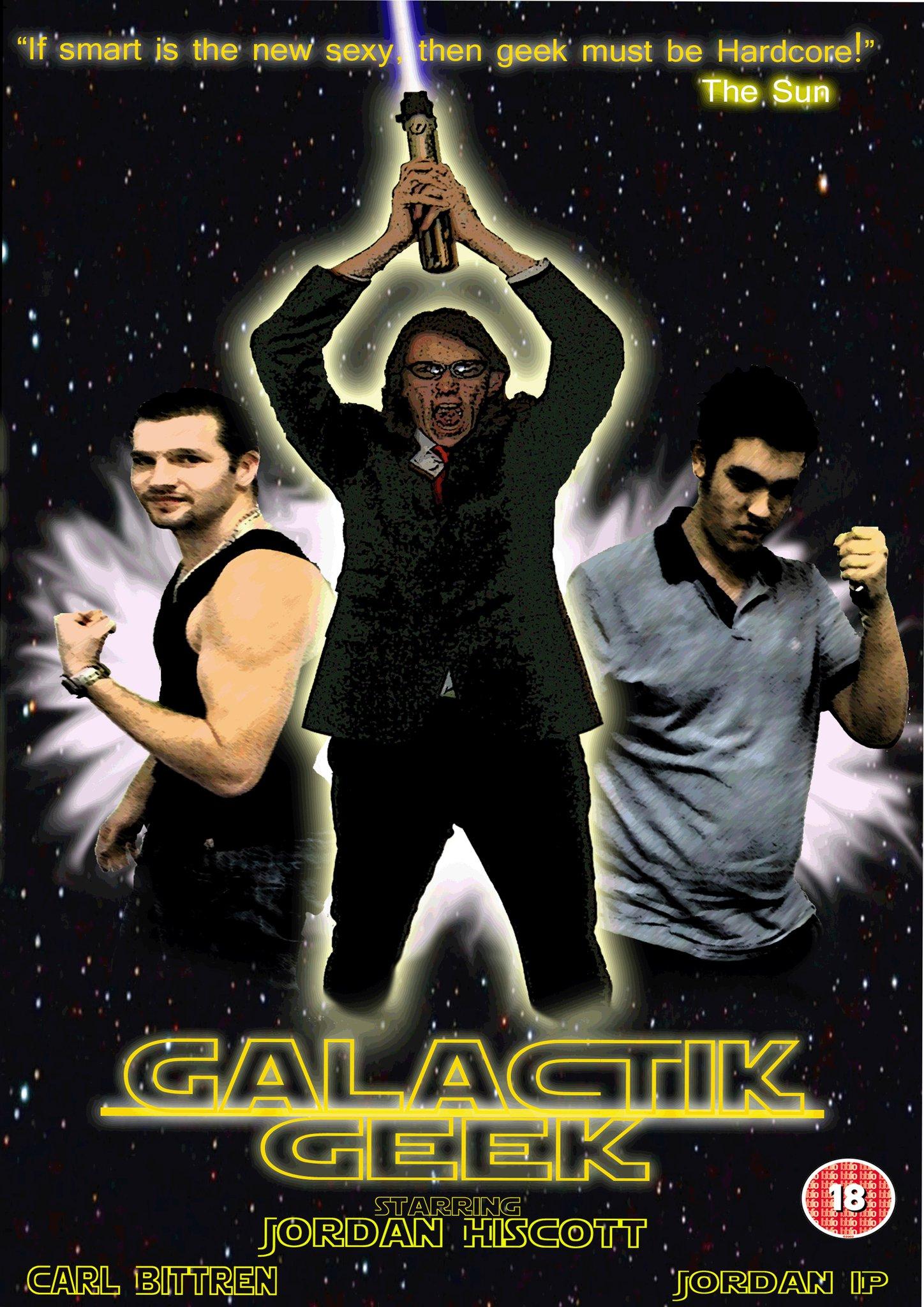 Galactik Geek - The Pilot Episode